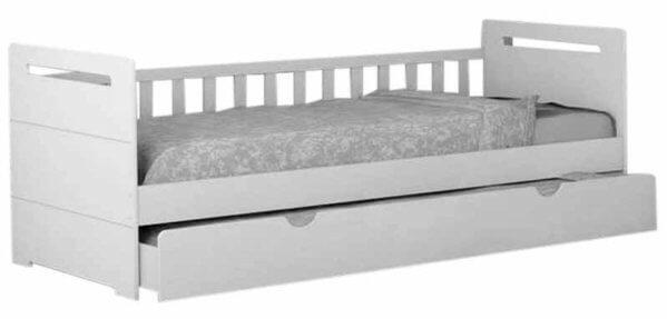 cama de baba no enxoval de gêmeos